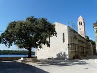 Rab - Kirche Sv. Justina