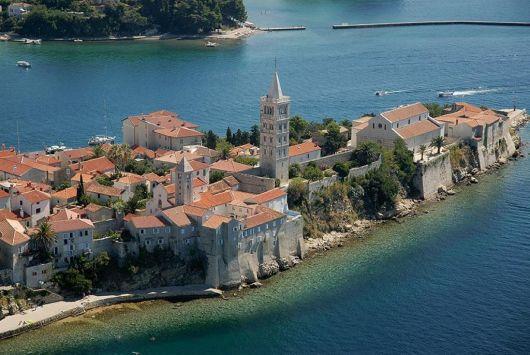 Stadt Rab - Kvarner Bucht, Kroatien
