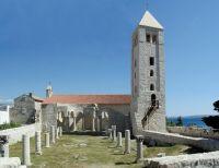 Rab - Basilika Sv. Ivan Evandelista