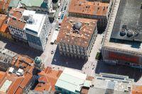 Rijeka - Fussgängerzone Korzo