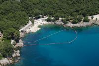 Rijeka - Strand Kostanj Bucht