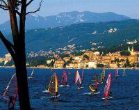 Rijeka - Windsurfing Bucht Preluk