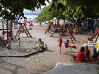 Selce - Kinderspielplatz
