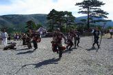 Vorführung von Ritterkämpfen bei den Uskokentagen