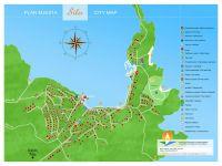 Karte Silo
