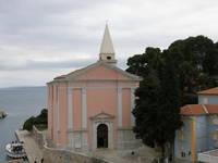 Veli Losinj - Gemeindekirche Hl. Antonius