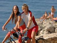 Volosko Radfahren