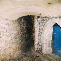 Klancic - eine der engsten Gassen der Welt