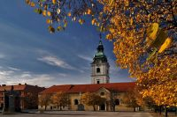 Karlovac - Kirche und Kloster
