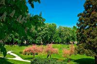 Karlovac - Grünanlagen der Stadt