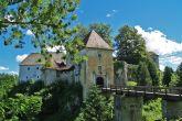 Landesinnere - Burg Ozalj