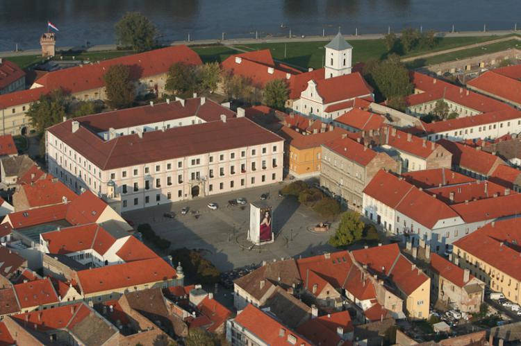 Osijek Kroatien
