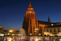 Osijek - Kathedrale