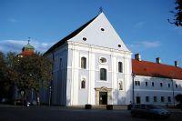Slavonski Brod - Franziskanerkirche