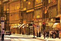 Zagreb - Shoppingmeile Ilica