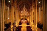 Zagreb - Innenraum der Kathedrale