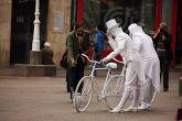 Zagreb - Straßenkünstler