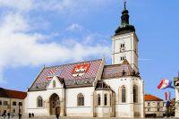 Zagreb - Markus Kirche