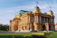 Zagreb - Nationaltheater