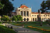 Zagreb - monumentale Bauten