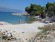 Strand in Arbanija