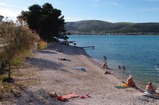 Arbanija in Kroatien