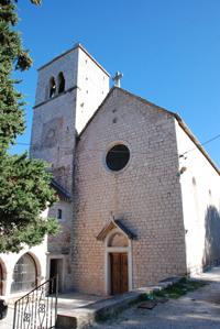 Das Kloster Sveti Kriz