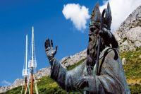 Baska Voda - Statue Sv. Nikole