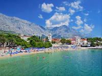 Baska Voda - Strand Nikolina