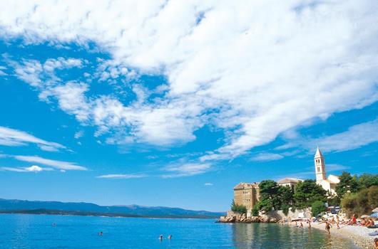 Bol - Insel Brac, Dalmatien, Kroatien