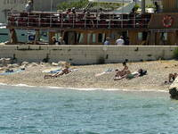 Bol - Strand Port