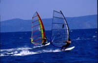 Bol - Windsurfing