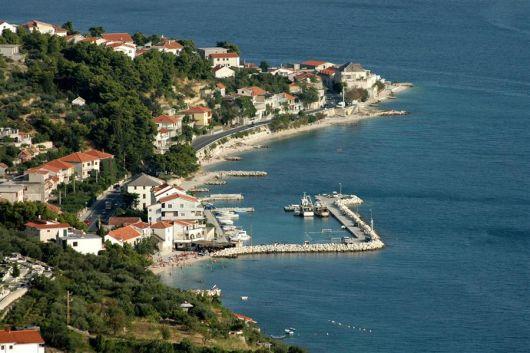Dugi Rat - Dalmatien - Kroatien
