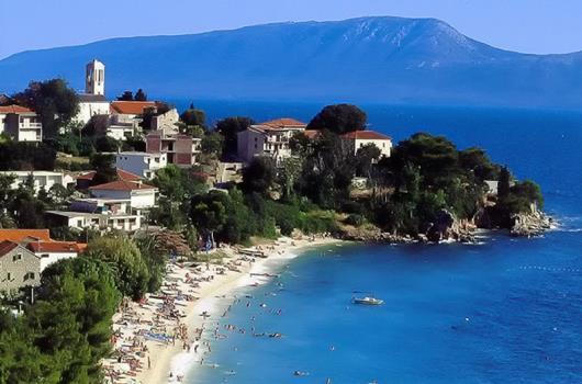 Gradac - Dalmatien - Kroatien