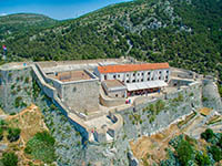 Festung Fortica (Spanjola) - Hvar