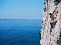 Climbing - Hvar