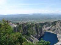 Imotski - Blauer See