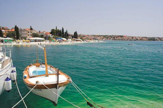 Insel Ciovo - Trogir Riviera, Dalmatien, Kroatien