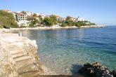 Glasklares Wasser Insel Ciovo