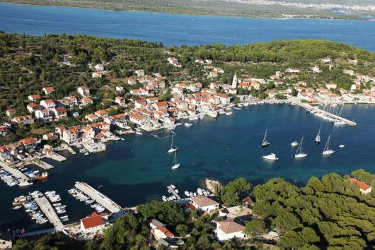 Insel Prvic (Dalmatien)