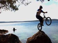 Fahrrad fahren, Jelsa