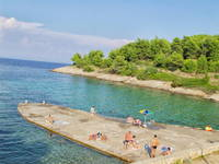 Strand Zencisca bei Jelsa