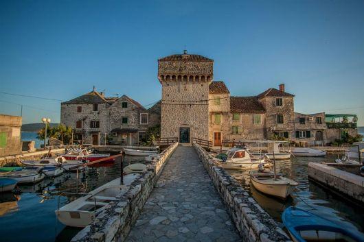 Kastela - Dalmatien - Kroatien
