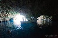 Insel Vis - Grüne Grotte Insel Ravnik