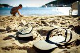 Sandstrand Insel Bisevo