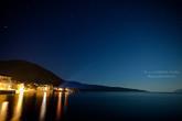 Komiza bei Nacht