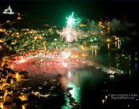 Feuerwerk Sommerfestival Komiza