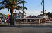 Makarska - Ausflugsboot