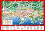 Makarska - Karte