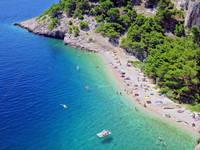 Makarska - Strand Nugal